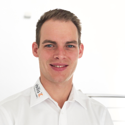 IT Services in Karlsruhe - Managed Service Berater Andreas Billett