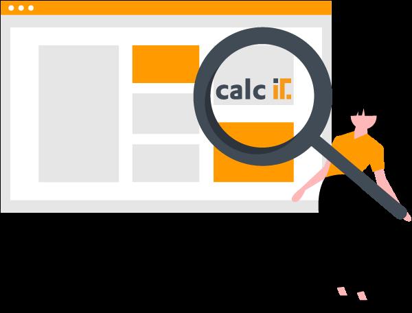 CPQ- und Projektmanagement-Software calcIT